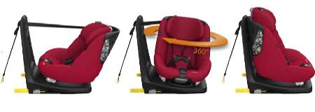 Etudes siège bébé