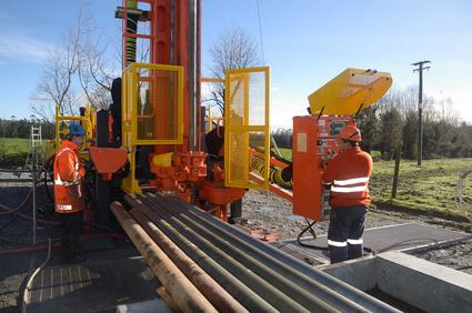 Mécastyle, calcul de structure de rod de puits de pétrole