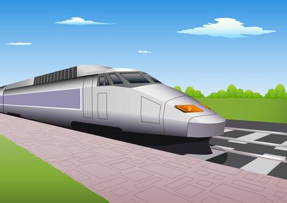 Calcul de structure trappe de TGV
